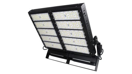 LED Flutlichtstrahler, professionelle energiesparende Außenbeleuchtung