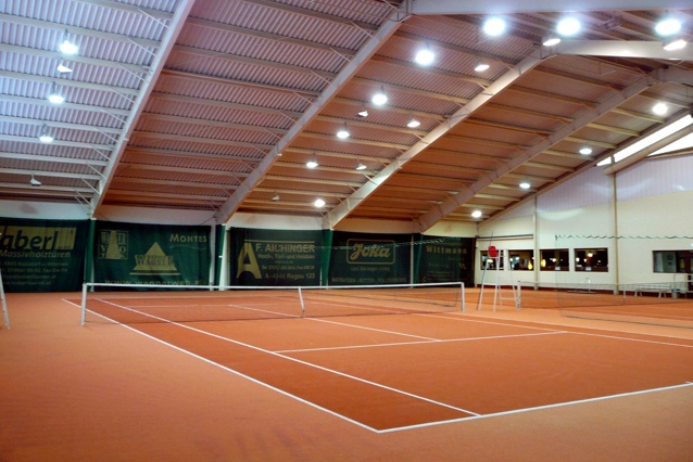 Sporthalle 2