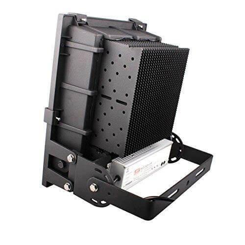LED Flutlichtstrahler AML FLP-200 Seitlich
