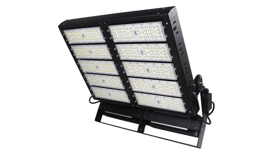 1000 Watt LED Flutlichtstrahler AML FLHP 1000